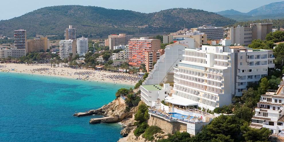 Mallorca Ai Hotel Am Strand