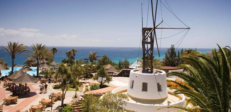 Robinson Esquinzo Playa / Fuerteventura